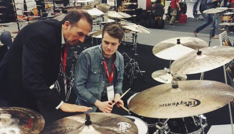 Musikmesse, Frankfurt – April 2016