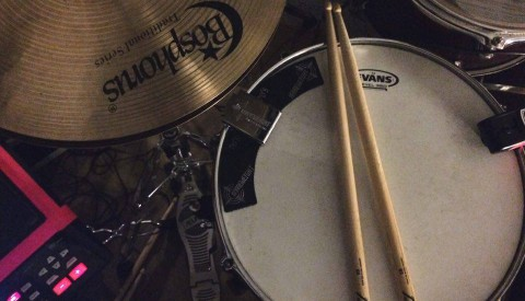 Toby Partridge – Session Drummer, Nov 2016