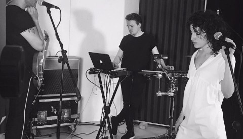 Recording/film session I MD'd and Session drummed on with @scarletofficialmusic